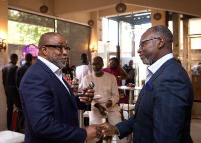 Ed Keazour & Uche Nwokedi - two learned gentlemen
