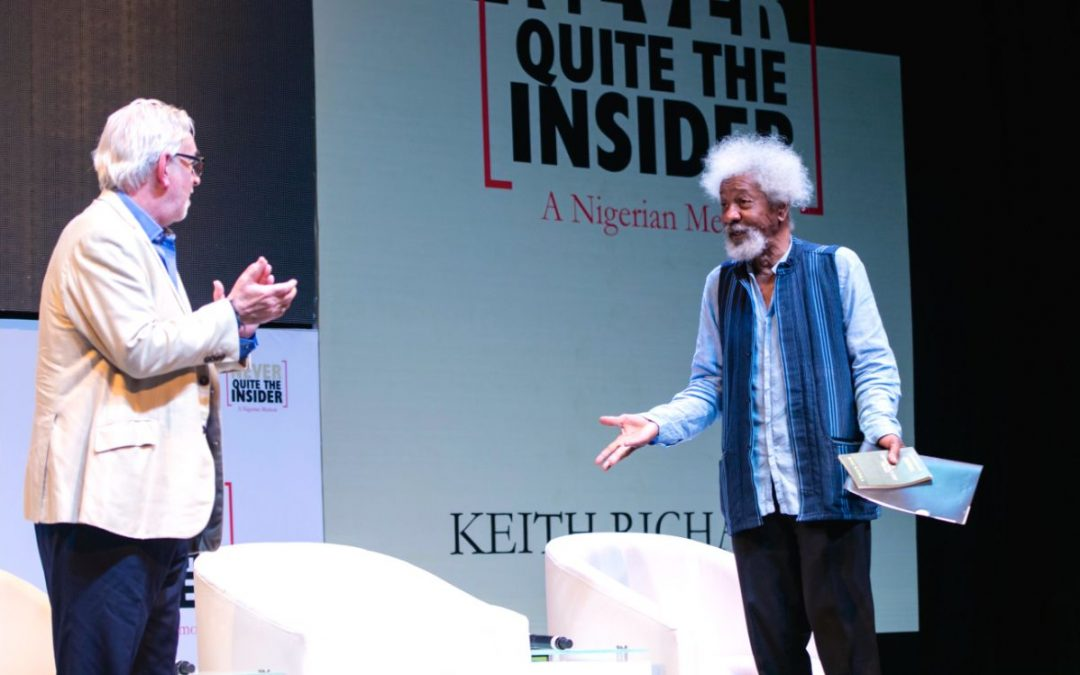 Professor Wole Soyinka's Review of NQTI – The Video