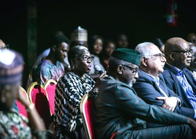 Audience question from Toun